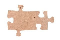 Puzzle. Pieces Royalty Free Stock Images
