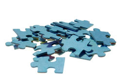 Puzzle #2 immagini stock libere da diritti