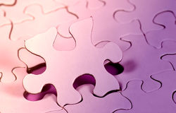 Puzzle 2 Royalty Free Stock Photos