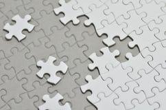 Puzzle. Stockfotos