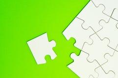 Puzzle Lizenzfreies Stockbild