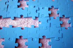 Puzzle. Background possible to use for printing and project Stock Images
