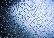 puzzle Obraz Stock