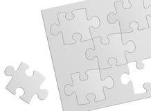 Puzzle photographie stock