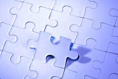 Puzzle Lizenzfreie Stockfotos
