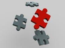 Puzzle. Stock Photos