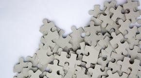 Puzzle Fotografia Stock Libera da Diritti