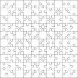 Puzzle 100 vektor abbildung