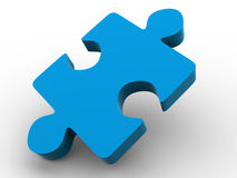 Puzzle. Royalty Free Stock Photo