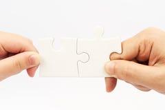 Puzzle Image libre de droits