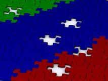 Puzzle Immagini Stock
