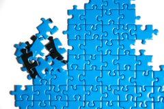 Puzzle Photographie stock libre de droits