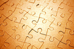 Puzzle Stockfotos