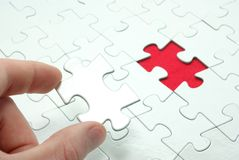 Puzzle Photos libres de droits