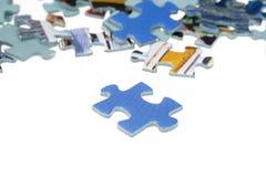 puzzle Photo libre de droits
