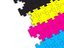 Puzzle stock illustration