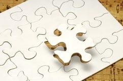 Puzzle Image stock