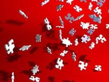 puzzle ilustracja wektor