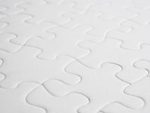Puzzle abstract Stock Photography