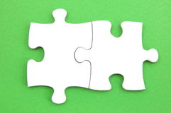 Puzzle background Royalty Free Stock Image