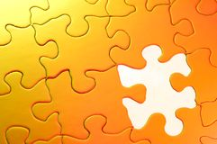Puzzle Background royalty free stock images