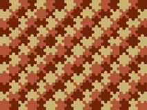 Puzzle Background Stock Image