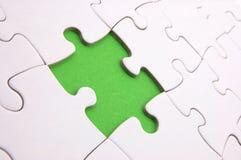 Puzzle background stock photo