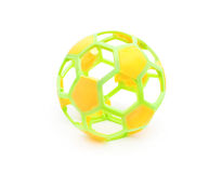 Puzzle ball Stock Images
