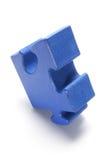 Puzzle-Block Lizenzfreies Stockbild