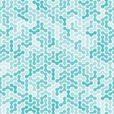 Puzzle blu Illustrazione di vettore Illustrazione di Stock