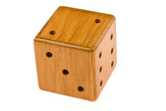 Puzzle box Royalty Free Stock Images