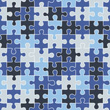 Puzzle camouflage Royalty Free Stock Image