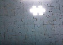 puzzle ściany Zdjęcia Royalty Free