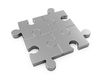 Puzzle concept Royalty Free Stock Photos