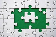 Puzzle (concettuali) Immagine Stock Libera da Diritti
