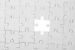 Puzzle, concezione del lavoro di gruppo di affari Fotografia Stock
