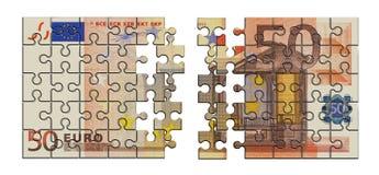Puzzle d'argent