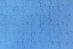 Puzzle da gomma espansa Fotografia Stock