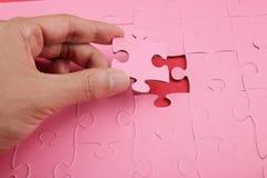 Puzzle de concepts image libre de droits