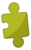 puzzle de jeu Photographie stock libre de droits