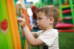 Puzzle dei giochi da bambini Fotografia Stock Libera da Diritti