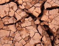 Puzzle del fango Immagine Stock