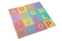 Puzzle del giocattolo Fotografie Stock Libere da Diritti