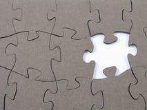 Puzzle del puzzle Immagine Stock Libera da Diritti