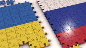 UKRAINE Vs RUSSIA - zoom out