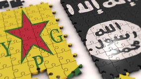 YPG - ISIS - zoom out