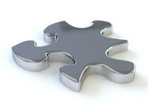 Puzzle dowel Stock Image