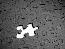 Puzzle ensemble Photos libres de droits