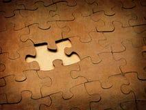 Puzzle ensemble Image stock