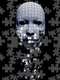 Puzzle Royalty Free Stock Photography